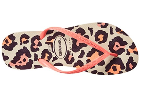 Havaianas Women's Slim Animals Sandal Flip Flop