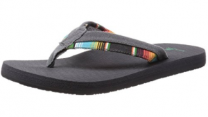 Sanuk Men's Beer Cozy Light Funk Flip-Flop