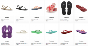 New Releases By Havaianas