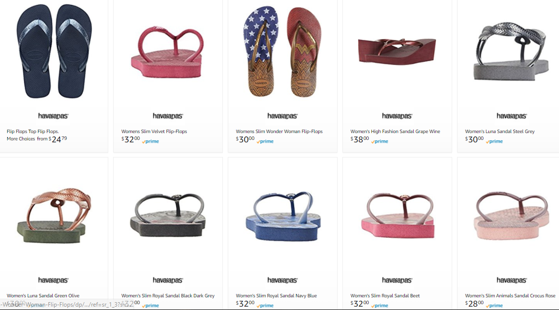 Havaianas for Women